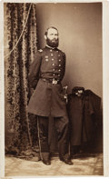Photography:CDVs, Union General Julius P. Garesché Carte de Visite,...