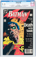 Modern Age (1980-Present):Superhero, Batman #428 (DC, 1988) CGC NM/MT 9.8 White pages....