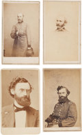 Photography:CDVs, Union Generals and Leaders: Six Cartes de Visite.... (Total: 6 Items)