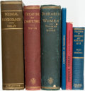Books:Medicine, [Medicine]. Group of Six Books Related to Gynecology andObstetrics. Various publishers and dates.... (Total: 6 Items)