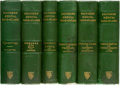 Books:Medicine, [Medicine]. Group of Six Volumes from Saunders' Medical Hand-Atlases. Philadelphia: W. B. Saunders, 1899-1901.... (Total: 6 Items)