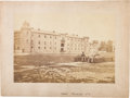 Autographs:Military Figures, The Citadel Military College: Albumen Photograph and War-Dated Letter.... (Total: 2 )