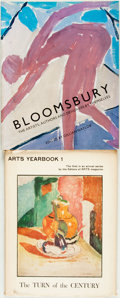Books:Art & Architecture, [Art]. Arts Yearbook 1: The Turn of the Century. Jonathan Marshall, 1957. The first in an annual series by the e... (Total: 2 Items)