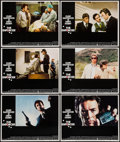 "Movie Posters:Crime, The Enforcer (Warner Brothers, 1977). Lobby Card Set of 8 &Lobby Cards (2) (11"" X 14""). Crime.. ... (Total: 10 Items)"