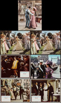 "Movie Posters:Musical, Funny Girl & Other Lot (Columbia, 1968). Lobby Cards (3) & Deluxe Lobby Cards (4) (11"" X 14""). Musical.. ... (Total: 7 Items)"
