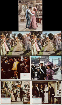 "Funny Girl & Other Lot (Columbia, 1968). Lobby Cards (3) & Deluxe Lobby Cards (4) (11"" X 14"")..."