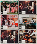 "Movie Posters:Crime, The Godfather (Paramount, 1972). Lobby Cards (6) (11"" X 14"").Crime.. ... (Total: 6 Items)"