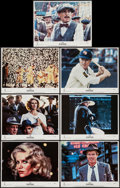 """Movie Posters:Sports, The Natural (Tri-Star, 1984). Lobby Cards (7) (11"""" X 14""""). Sports.. ... (Total: 7 Items)"""