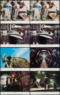 "Movie Posters:Science Fiction, Star Wars (20th Century Fox, 1977). Lobby Cards (8) (11"" X 14"").Science Fiction.. ... (Total: 8 Items)"