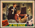 "Movie Posters:Comedy, At the Circus (MGM, 1939). Lobby Card (11"" X 14""). Comedy.. ..."