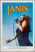 """Movie Posters:Rock and Roll, Janis & Other Lot (Universal, 1975). One Sheets (2) (27"""" X41""""). Rock and Roll.. ... (Total: 2 Items)"""