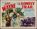 """Movie Posters:Western, The Lonely Trail (Republic, 1936). Title Lobby Card (11"""" X 14""""). Western.. ..."""