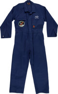 "Explorers:Space Exploration, Buzz Aldrin Owned ""Spirit of Flight"" Flight Suit, Originally fromHis Personal Collection...."