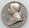 Vatican City, Vatican City: Pius XII (1939-1958) silver Medal Anno V (1943)Choice AU,...