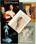Books:Art & Architecture, [Art]. Group of Five Books about the Art of the Romantic Period. Various publishers and dates.... (Total: 5 Items)