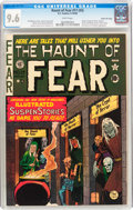 Golden Age (1938-1955):Horror, Haunt of Fear #17 (#3) Gaines File pedigree (EC, 1950) CGC NM+ 9.6White pages....