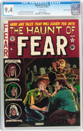 Golden Age (1938-1955):Horror, Haunt of Fear #9 Gaines File pedigree (EC, 1951) CGC NM 9.4 Whitepages....