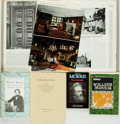 Books:Biography & Memoir, [Pre-Raphaelite]. Group of Five Titles Related to William Morris.Various publishers and dates.... (Total: 5 Items)