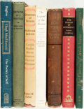 Books:Books about Books, [Books about Books]. Group of Seven Books of Poetry and LiteraryCriticism. Various publishers and dates.... (Total: 7 Items)