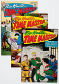 Silver Age (1956-1969):Science Fiction, Rip Hunter... Time Master Group (DC, 1962-65) Condition: Average VF.... (Total: 17 Comic Books)