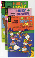 Bronze Age (1970-1979):Cartoon Character, Huey, Dewey, and Louie Junior Woodchucks Group (Gold Key/Whitman,1966-77) Condition: Average VG/FN.... (Total: 29 Comic Books)