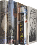 Books:Fiction, Five Science Fiction Books by Female Authors.... (Total: 5 Items)