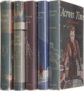 Books:Fiction, Five Avalon Books.... (Total: 5 Items)