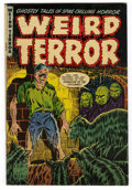 Golden Age (1938-1955):Horror, Weird Terror #1 (Comic Media, 1952) Condition: FN+....