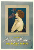 "Movie Posters:Melodrama, The Ragged Heiress (Fox, 1922). One Sheet (27"" X 41""). ..."