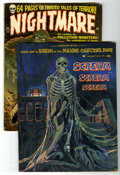 Bronze Age (1970-1979):Miscellaneous, Skywald Horror First Issues Group (Skywald, 1970-73).... (Total: 2Comic Books)