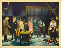 """The Bat Whispers (United Artists, 1930). Lobby Cards (2) (11"""" X 14""""). ... (Total: 2 Items)"""