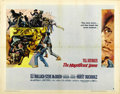 """Movie Posters:Western, The Magnificent Seven (United Artists, 1960). Half Sheet (22"""" X 28"""") Style B. ..."""