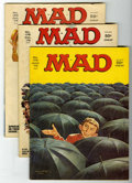 Magazines:Mad, Mad Group (EC, 1975-79).... (Total: 8 Comic Books)