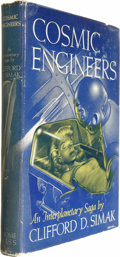 Books:Fiction, Clifford D. Simak: Cosmic Engineers....