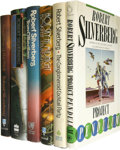 Books:Signed Editions, Robert Silverberg: Six Signed First Editions.... (Total: 6 Items)