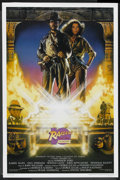 "Movie Posters:Adventure, Raiders of the Lost Ark (Paramount, R-1991). 10th Anniversary OneSheet (27"" X 41""). Adventure. ..."