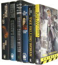 Books:Fiction, Six Science-Fiction Books Published by Tor.... (Total: 6 Items)