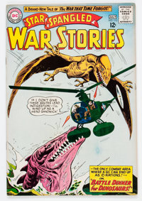 Star Spangled War Stories #115 (DC, 1964) Condition: VF