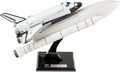 Explorers:Space Exploration, Space Shuttle Columbia Model by NASA's MSFC Graphics and Models Branch, 1/100 Scale....