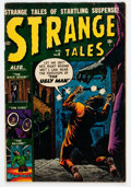 Golden Age (1938-1955):Horror, Strange Tales #6 (Atlas, 1952) Condition: VG....