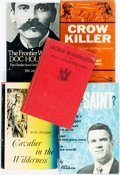 Books:Biography & Memoir, [Biography]. Group of Five Biographies about Famous and InfamousMen. Various publishers and dates.... (Total: 5 Items)
