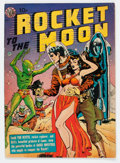 Golden Age (1938-1955):Science Fiction, Rocket to the Moon #nn (Avon, 1951) Condition: VG....