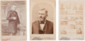 Photography:Cabinet Photos, Ulysses S. Grant: Three Later Cabinet Cards....