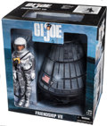 Explorers:Space Exploration, G.I. Joe Astronaut with Mercury Friendship 7 Capsule,Special Edition, New in Sealed Box....