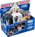 Explorers:Space Exploration, SpaceShots Trading Cards Complete Sets, Series I, II, III, withFirst Series Display Box. ...