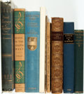 Books:Travels & Voyages, [Travel and Geography] Group of Ten Publications about Travel and Geography. Various publishers and dates. Original bindings... (Total: 10 Items)