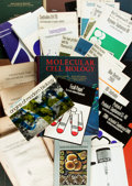 Books:Science & Technology, [Science] Group of Sixty-One Publications about Science. Various publishers and dates. Original bindings. Very good. . ... (Total: 61 Items)