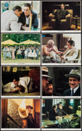 """Movie Posters:Crime, The Godfather Part II (Paramount, 1974). Mini Lobby Card Set of 12(8"""" X 10""""). Crime.. ... (Total: 12 Items)"""