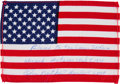 Explorers:Space Exploration, Apollo 14 Lunar Module Flown American Flag Directly from thePersonal Collection of Mission Lunar Module Pilot EdgarMitchell,...