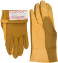Explorers:Space Exploration, Skylab II (SL-3) Flown and Worn Intravehicular Activity Gloves (Pair) Directly from the Personal Collection of Jack Lousma, wi...